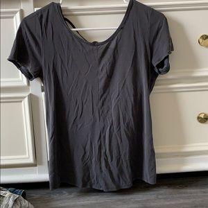 Abercrombie & Fitch Dark Grey T-Shirt